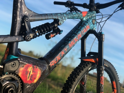 Rocky Mountain Altitude Powerplay - Personalizzazione completa animalier