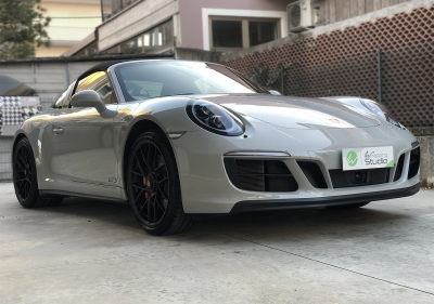 Porsche 911 Targa 4 GTS - Paint Protection Film
